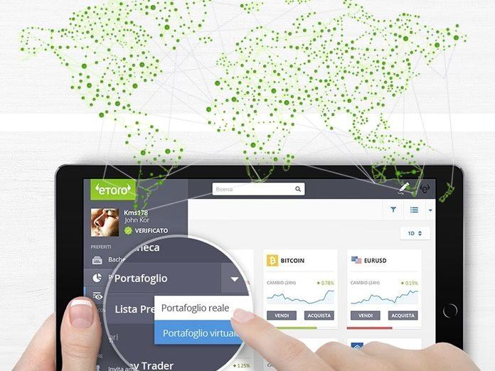 eToro Bitcoin Piattaforma Broker: Recensioni ed Opinioni