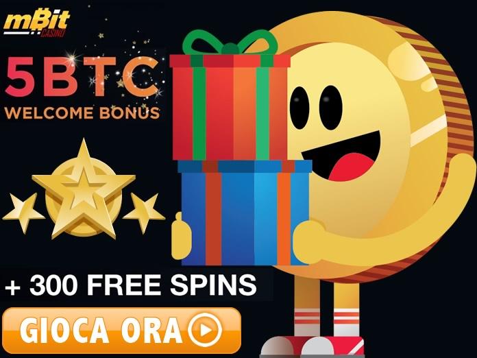 Miglior bitcoin casinò: mBitCasino