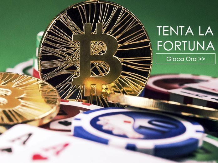 Migliori Casinò Bitcoin AAMS: il nuovo modo per guadagnare BTC