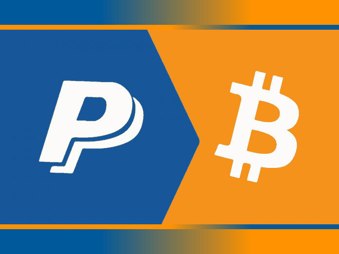 Come comprare Bitcoin con Paypal oggi