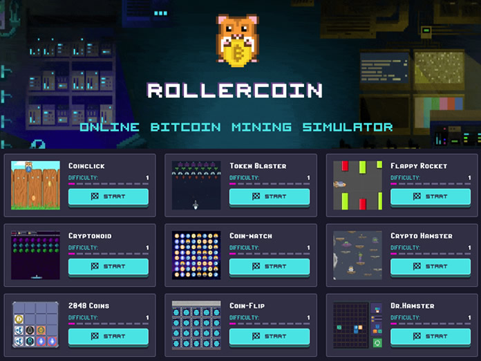 Rollercoin review: What is Rollercoin?