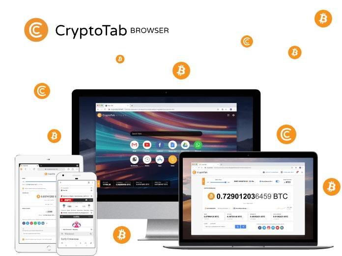 Recensione CryptoTab Browser: minare bitcoin gratis con PC e smartphone